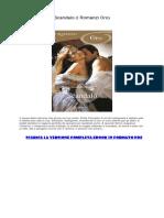 [ SCARICA ] Scandalo (I Romanzi Oro) PDF