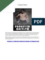 [ SCARICA ] Progetto Kaitlyn PDF