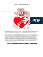 [ SCARICA ] Puzzle Di Cuori (I Piloti Vol. 1) PDF
