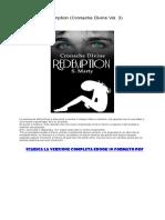 [ SCARICA ] Redemption (Cronache Divine Vol. 3) PDF