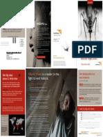 Malaria Brochure