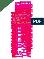 Realization Catalogue Full 1