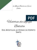 História Da Igreja Batista