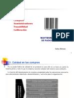 Tema 4 - Compras y Trazabilidad