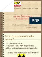 Armas Nucleares Unip 2007