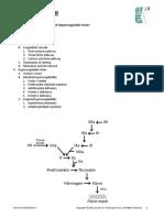 20 Hemostasis and Hypercoagulable States