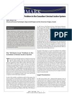 Expert Testimony in Criminal Cases