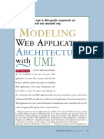 Modelling Web Application