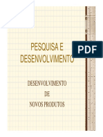 Desenvolvimento de Novos Produtos_Texto Para 2a Prova