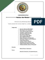 Proyecto Derechos Humanos y Sociedad Peruana