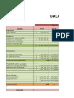 Parcial - Balance General