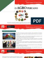 Proyecto Agro Peruano - MINCETUR