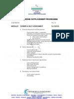 Scott Jardine Outplacement Programme