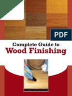 Wood Finishing Guide