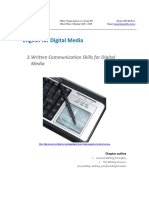 02 Curs 2 Written Communication Skills