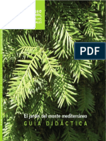 El Jardin Del Bosque Mediterráneo (Madrid)