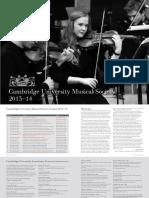 CUMS Brochure 2013 14 Web 23