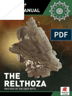 Relthoza Updated Guide April 2016