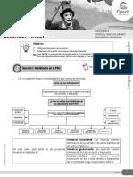Guía 29 LC-22 ESTÁNDAR Sintetizo y Relaciono Párrafos Interpretando Información_PRO