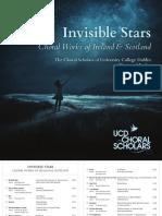 InvisibleStars ChoralofIreland&Scotland