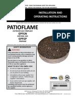 Gpfg Manual