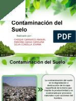 Contaminacion Del Suelo