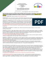 Formato Informe Bimestral CAM 16-17