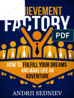 The Achievement Factory_ How to - Andrii Sedniev