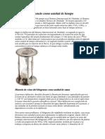 66749044-Historia-Del-Segundo-Como-Unidad-de-Tiempo.doc