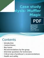 Casestudyanalysis Mufflermagic