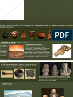 Cerámica Prehispánica Perú