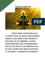 Vindecare spirituala