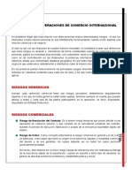 Tt06 - Los Riesgos en Las Operaciones de Ciomercio Internacional