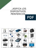Actividad Clasificacion de Dispositivos Perifericos