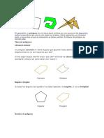 Polígono y Circunferencia