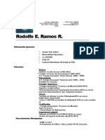 Cv 2 Rodolfo