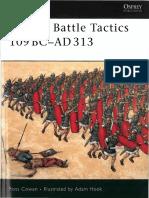 Osprey - Elite 155 - Roman Battle Tactics 109 BC-AD 313
