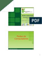 IFPE RedesIndustriais Conceitos RedesComputadores