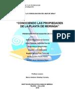 Proyecto de Feria de Ciencias