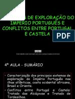 e - Sistemas de Exploração Do Império Português e Conflitos Entre Portugal e Castela (Fileminimizer)