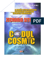 Zecharia Sitchin - 6. Codul Cosmic - V.1.0