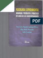 Psicologia Experimental Capa Ate p 137