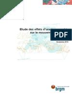 Rapport Effets de Site Topographiques