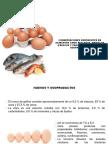 Sistemas de Conservacion de Pescados, Mariscos, Huevos