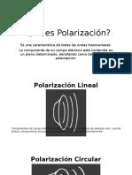 Qué Es Polarización