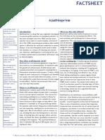 Azathioprine 090311