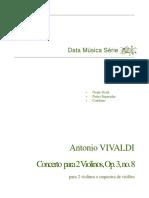 Vivaldi2violinos e Org de Violões
