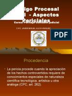 Codigo Procesal Civil Aspectos Periciales