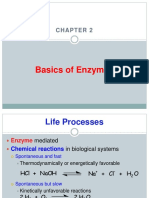 Chapter 2 - Basics of Enzymes
