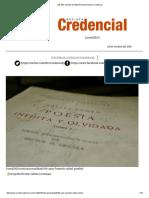 100 Años Leyendo a Rafael Pombo _ Revista Credencial
